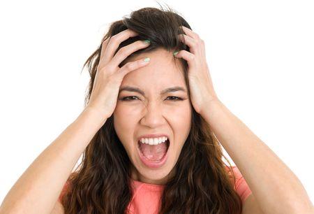 5 signes de stress liés aux préparatifs de mariage