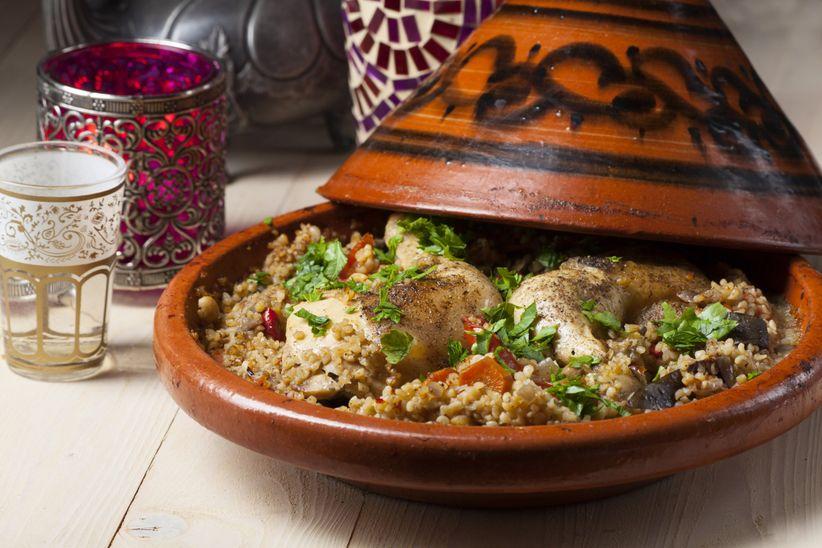 Tout ce qu 39 il faut pour un mariage musulman for Authentic moroccan cuisine