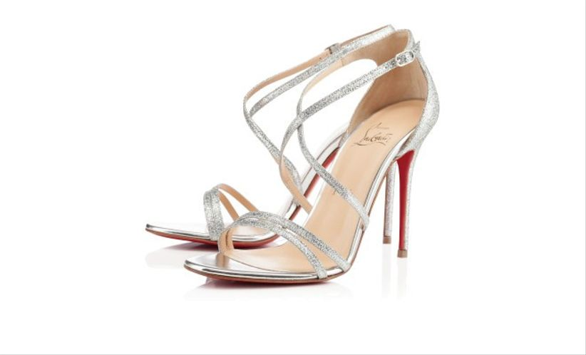 mariage chaussures louboutin