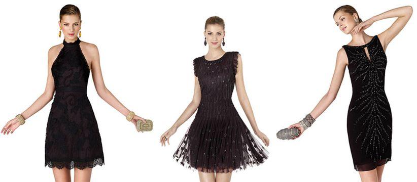 12 little black dress pour les invit es du mariage. Black Bedroom Furniture Sets. Home Design Ideas
