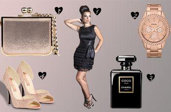 Look d'invitée La Petite Robe Noire