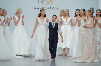 Star System, la collection de robes de mariée 2018 signée Manu García