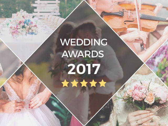 3ème édition des Wedding Awards : découvrez les meilleures entreprises du secteur nuptial