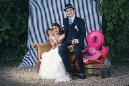 Conseils pour une d�coration de mariage fait maison