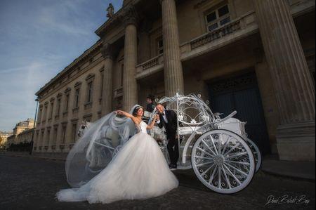 Robes de mari�e inspir�es de contes de f�e
