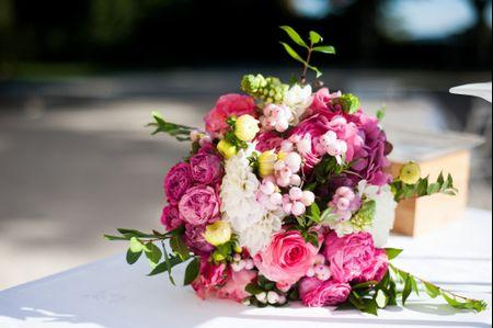 6 types de bouquets de mari�e