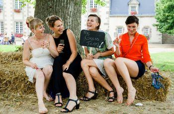 5 jeux de mariage originaux pour amuser vos invités