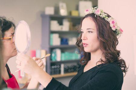 11 conseils pour l'essai maquillage de la mari�e