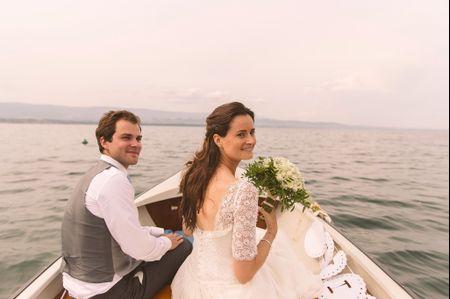 Se marier sur un bateau : découvrez les nouvelles modes !