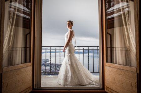 50 robes pour les mariées d'hiver