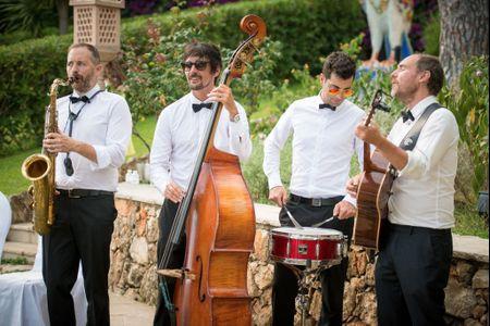Déclarer les musiciens de votre mariage
