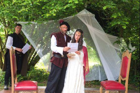 Id�es pour un mariage m�di�val
