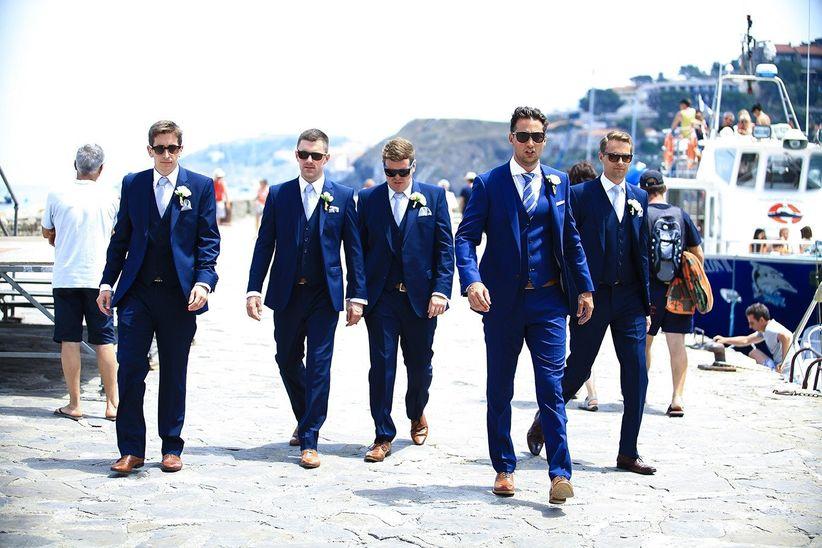 Les différents types de costumes de marié 9f781eb0392