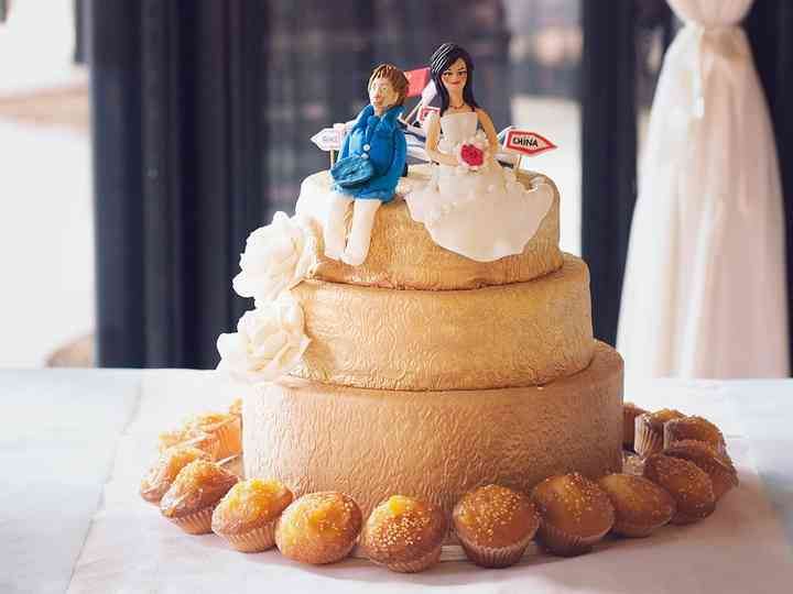 Tendances Wedding Cakes 2016 Originalite Et Bon Gout