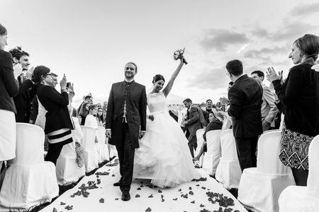 Noir et blanc : les scènes de votre mariage qui s'y prêtent