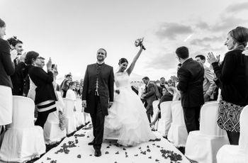 Photos de mariage en noir et blanc : les instants du jour J qui s'y prêtent