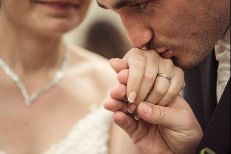 Histoire de l'alliance de mariage