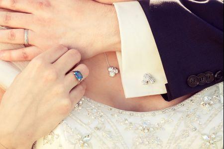 Les pierres précieuses de votre bague de mariage et leur signification