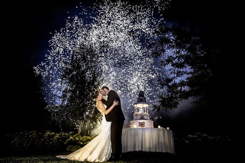 un feu d artifice pour votre mariage