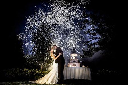 Un feu d'artifice pour votre mariage
