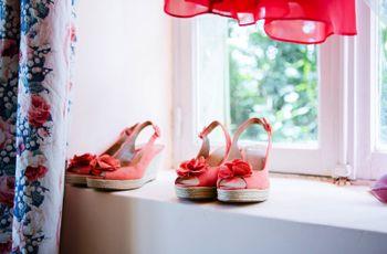 Les chaussures des demoiselles d'honneur : 4 questions à vous poser