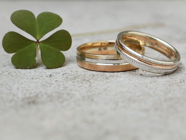7 traditions du mariage irlandais