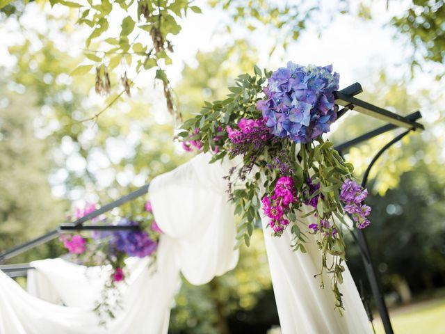 6 idées d'arche de cérémonie en extérieur