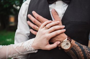 5 idées de bijoux pour le look du marié le jour J