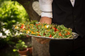 Un menu vegan pour votre réception de mariage