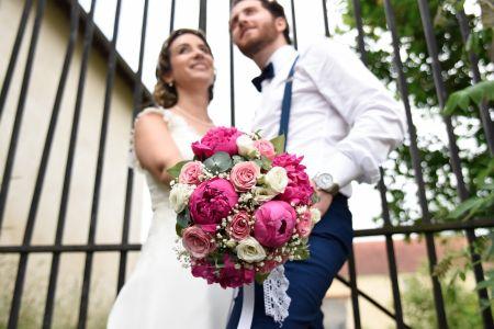 Des pivoines pour votre bouquet de mari�e