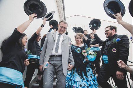 Célébrer un mariage sur le thème de l'Espagne