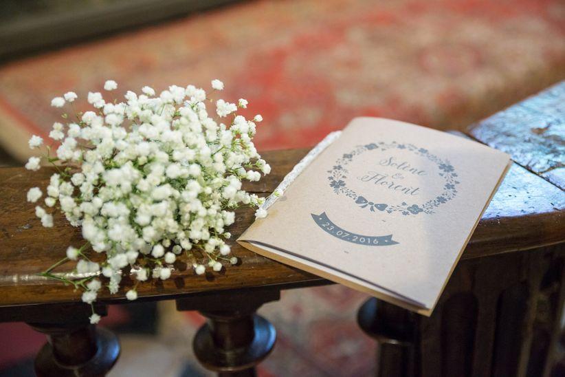 Preparer Le Livret De Messe Du Mariage