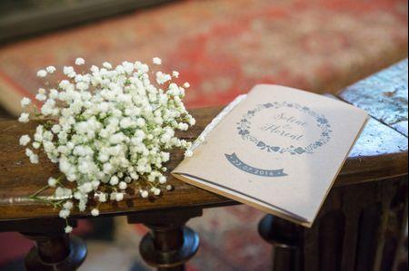 Préparer le livret de messe du mariage en 4 étapes