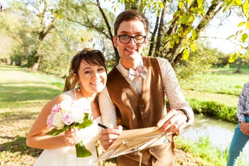 5 bonnes raisons d 39 organiser une c r monie de mariage en plein air - Ceremonie mariage plein air ...