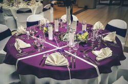 Les indispensables de la table de mariage