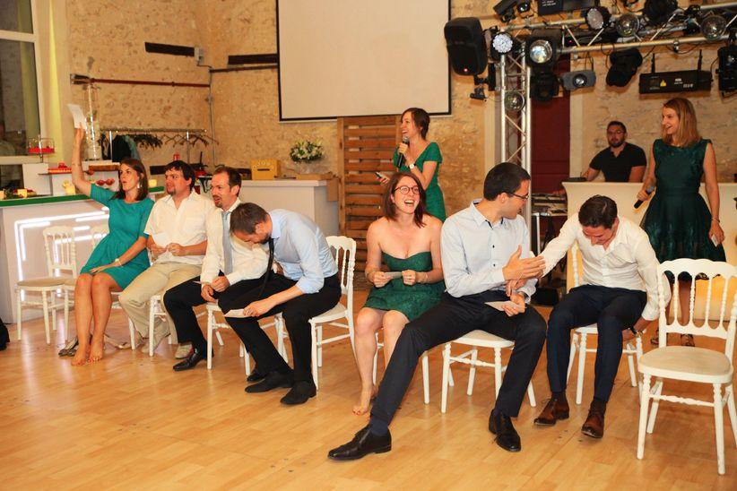 14 Idées De Jeux Mariage Pour Votre Soirée