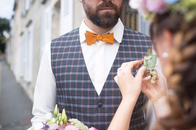 7 éléments pour un costume de marié rétro sans failles 26152238762