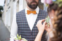 Idées pour un costume de marié rétro