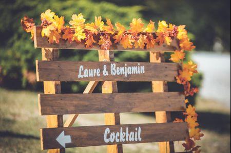 30 idées déco pour les mariages en automne
