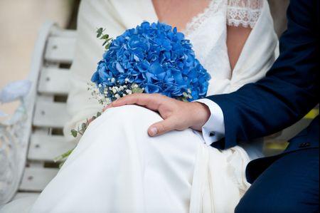 30 bouquets de mariée avec un seul type de fleur