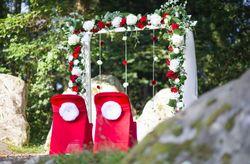 Les multiples usages de votre arche de cérémonie
