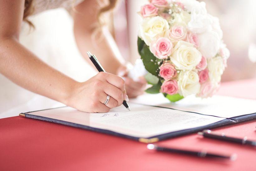 8848fc71f5c Le dossier de mariage pour la mairie
