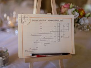 Mots-croisés des mariés : un jeu à réaliser pendant le banquet