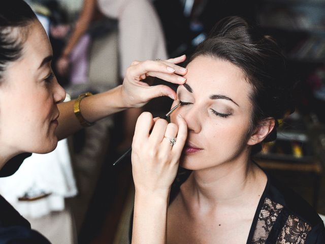 11 conseils pour l'essai maquillage de la mariée