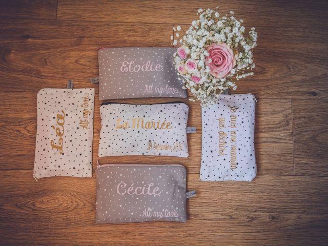 Kit des témoins de mariage : 9 accessoires pour le remplir