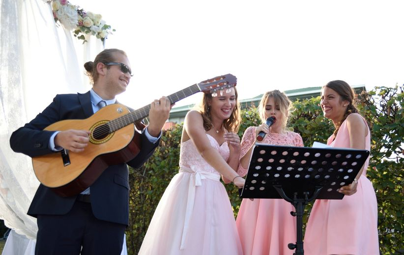 parodie chanson sinsemilia pour mariage