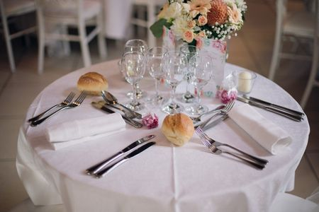 Quel est le protocole du repas de mariage ?