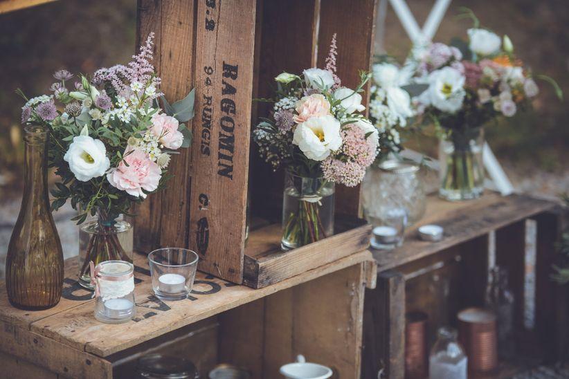 10 Idées Pour économiser Sur Les Fleurs De Votre Mariage