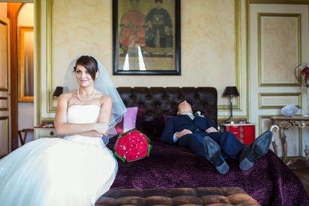 Dormir ou ne pas dormir ensemble la veille du mariage
