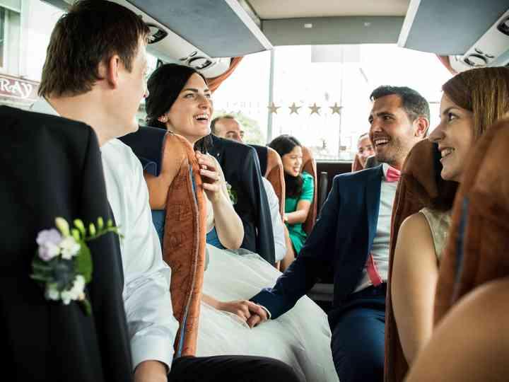 Quel moyen de transport envisager pour vos invités ?